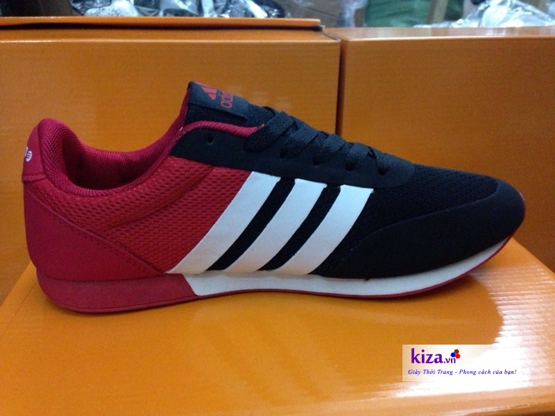 giay-the-thao-adidas-neo-den-do