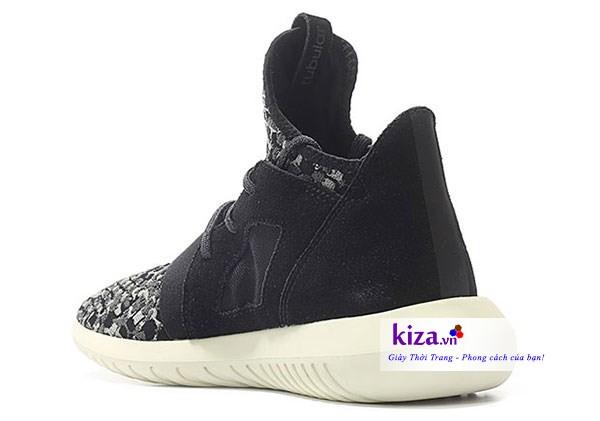 """Giày Adidas Tubular Defiant """"snake knit"""" nữ đẹp"""