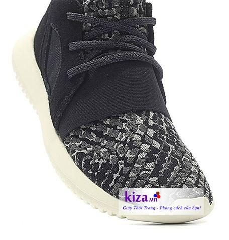 """Giày Adidas Tubular Defiant """"snake knit"""" cá tính"""