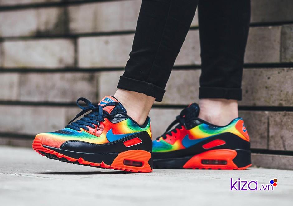 Chăm chỉ sử dụng giày Nike Air Max càng bền