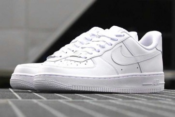 Giày nike air force one trắng full 22