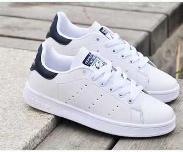 Giày Adidas Stan Smith Trắng Đen 33