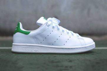 Giày Adidas Stan Smith Trắng Xanh Giá rẻ 004