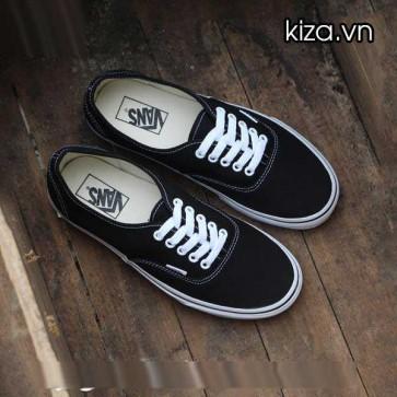 Giày vans classic màu đen 004