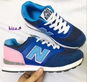 Giày New Balance 574 màu xanh navy 11