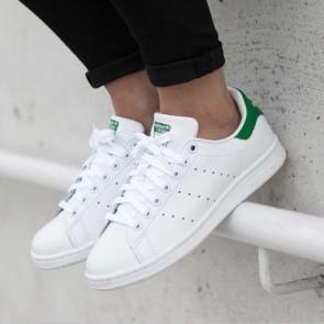 Giày Adidas Stan Smith Trắng Xanh Giá rẻ 002