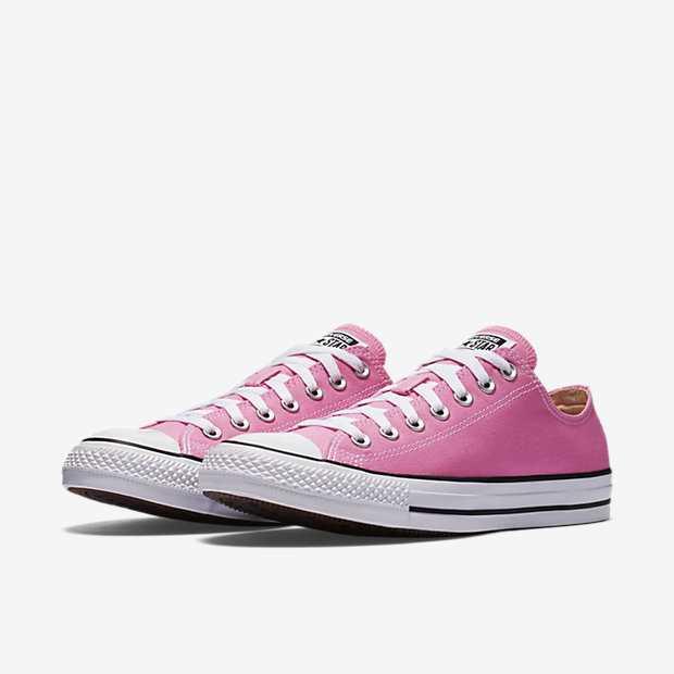 Giày Converse Classic Thấp Cổ Màu Hồng 1