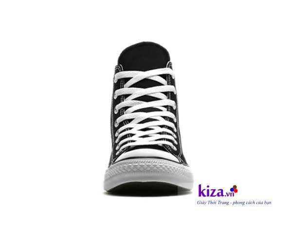giay converse classic cao co mau den2 Giày Converse Classic cao cổ màu Đen