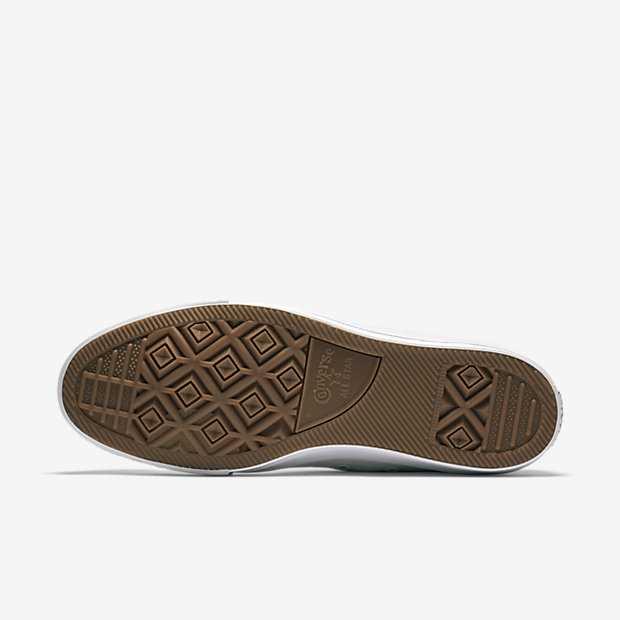 Giày converse chuck taylor 2 màu trắng cổ cao 4