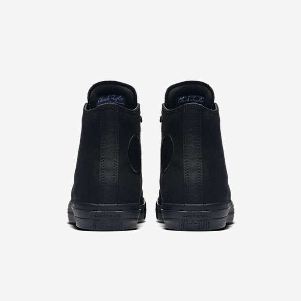mua giầy converse chuck 2 đen full cổ cao 003