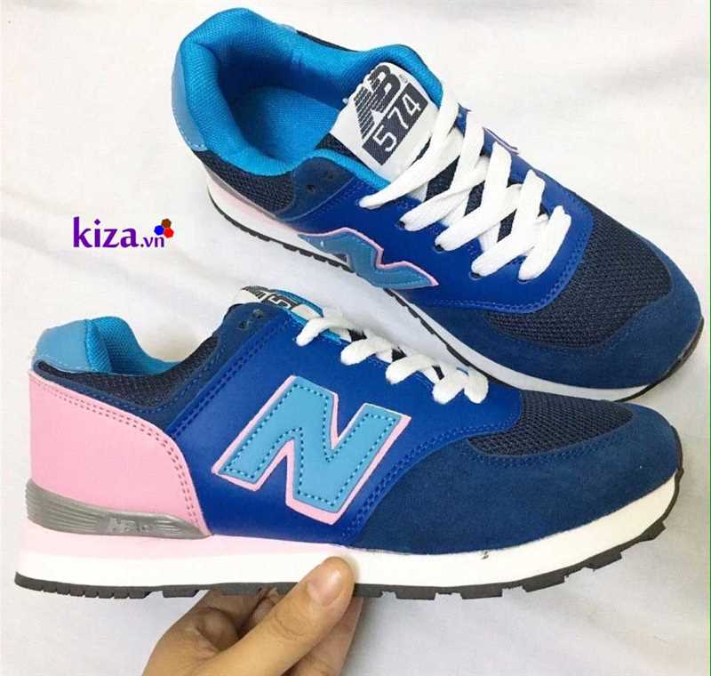 Giày New Balance 574 màu xanh navy 1