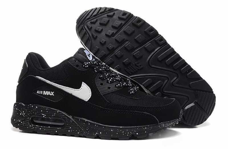 Giày Nike Air Max màu đen 6