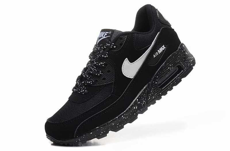 Giày Nike Air Max màu đen 5