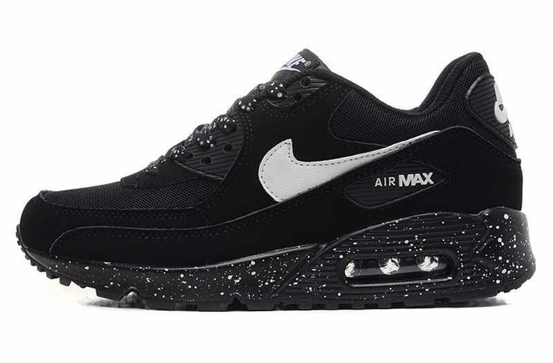 Giày Nike Air Max màu đen 2