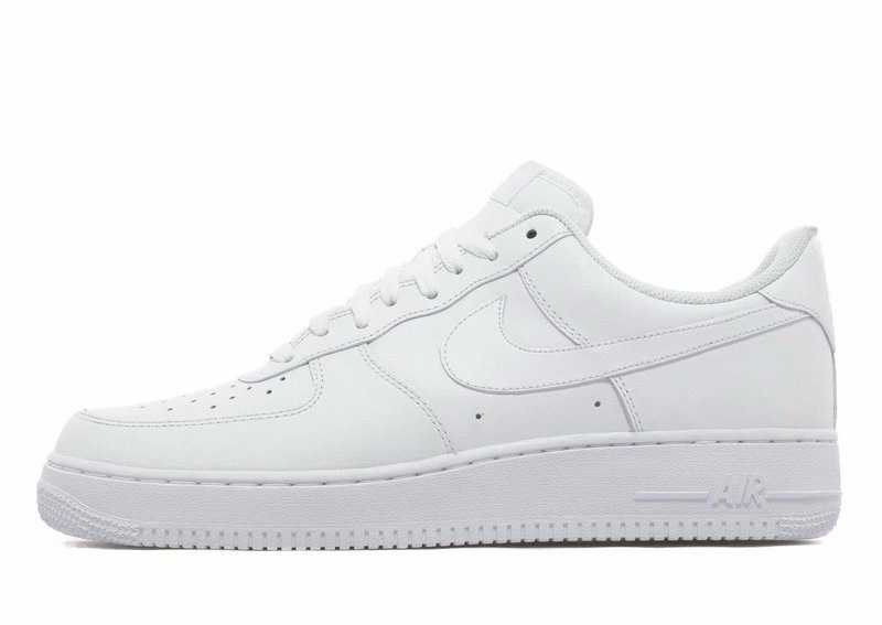 giay nike air force one all white 22