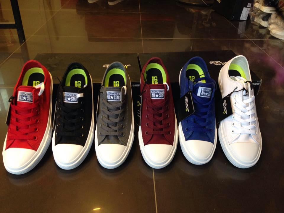 Chọn size giày converse chuck 2 đơn giản (cách đo size giày converse chuck 2)