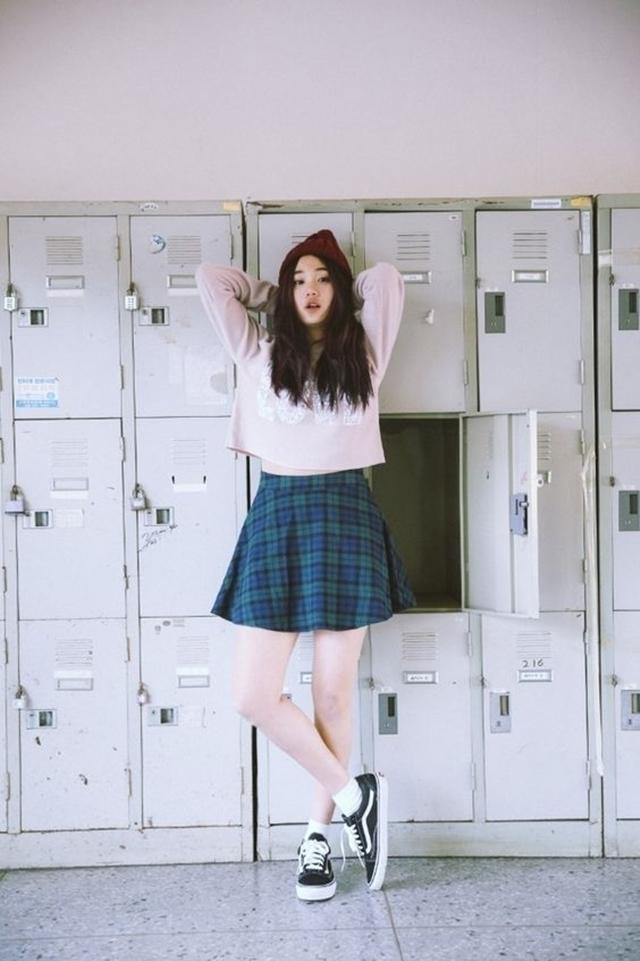 Phong cách Hàn Quốc một chút nhé