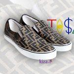 Bộ sưu tập giày vans Vintage Fendi hấp dẫn fan sneaker