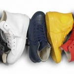 Bộ sưu tập giày converse đi mưa độc đáo