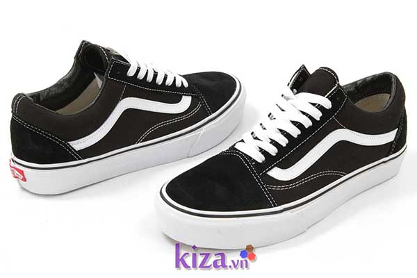 Giày vans Old skool đen