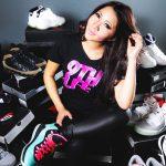 5 mẫu giày nữ sneaker khó có thể bỏ qua