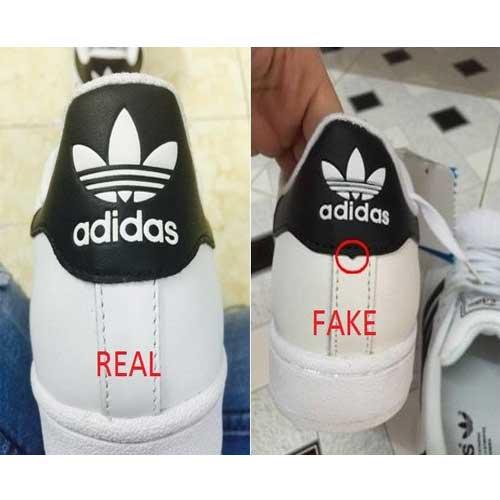 Phân biệt giày adidas chính hãng