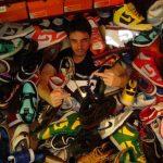 9 rắc rối khi bạn là một người đam mê giày sneaker