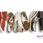 """Bộ sưu tập giày Vans """"hổ báo cáo chồn"""""""
