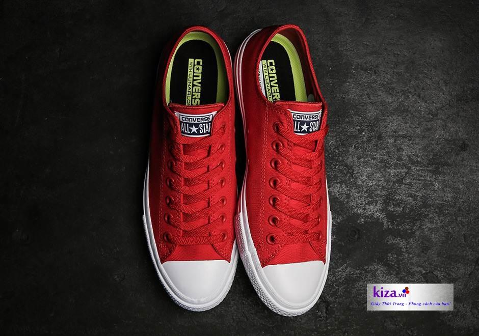 converse-chuck-2 đỏ