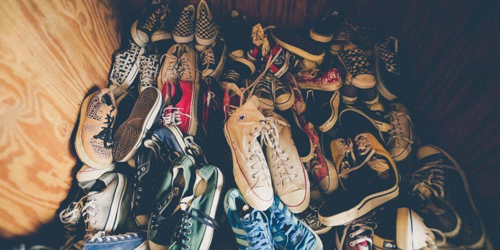 Cách phối đồ với giày converse cổ cao nữ