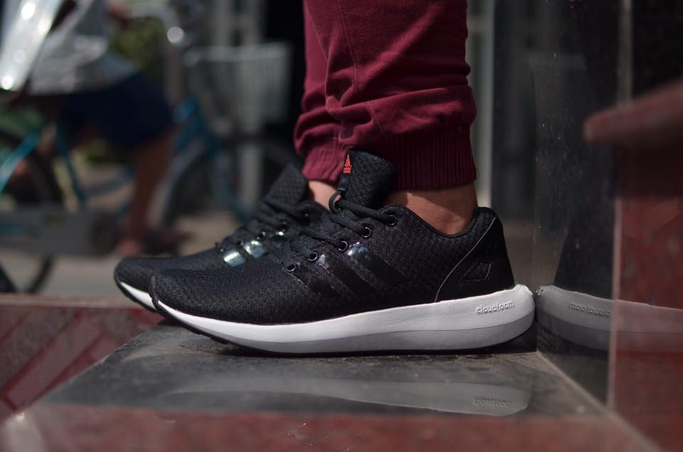 giày Adidas giá rẻ TPHCM- Adidas Zoom đen
