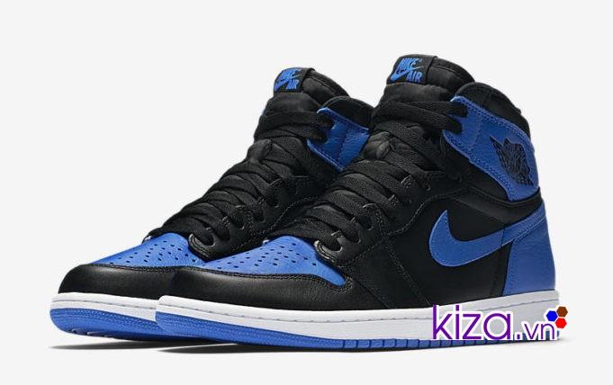 Phối màu sang chảnh của The Nike Jordan 1