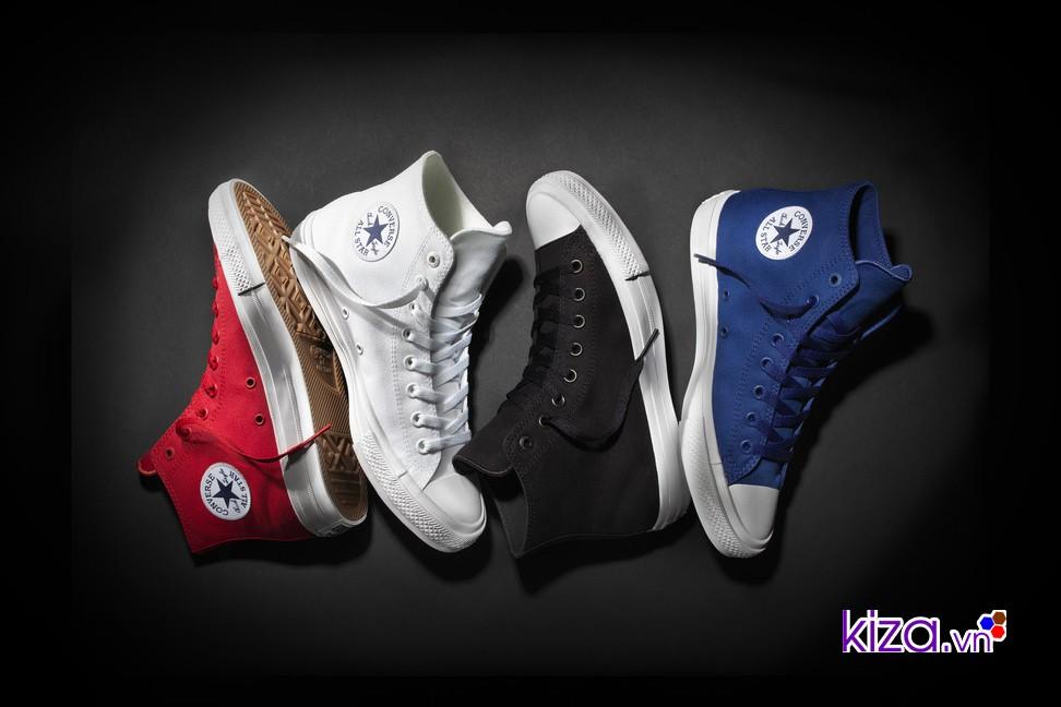 Giày Converse Chuck Taylor 2 chất lượng giá rẻ