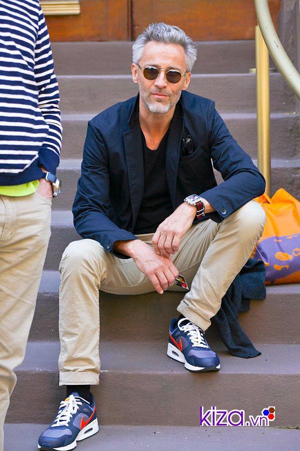 Lịch lãm cùng giày Nike