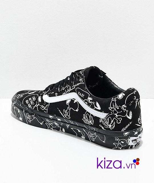 Cái bắt tay với thương hiệu nổi tiếng tạo nên giày thể thao Vans vững vàng trước thách thức của thời gian