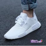 Những đôi giày Adidas nam màu trắng chắc chắn hot năm 2018