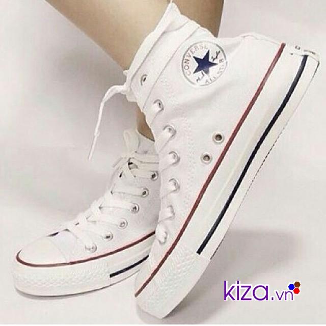 Những đôi giày Converse chúng ta thường thấy có chữ made in China hoặc Made in Việt Nam