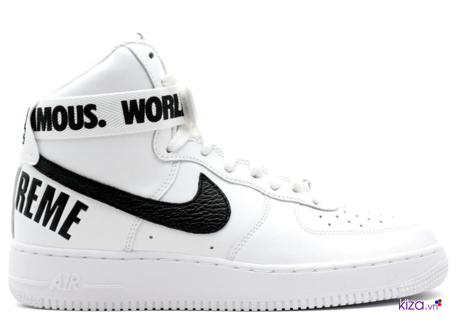 Nike Air Force - Huyền thoại của nhà Nike