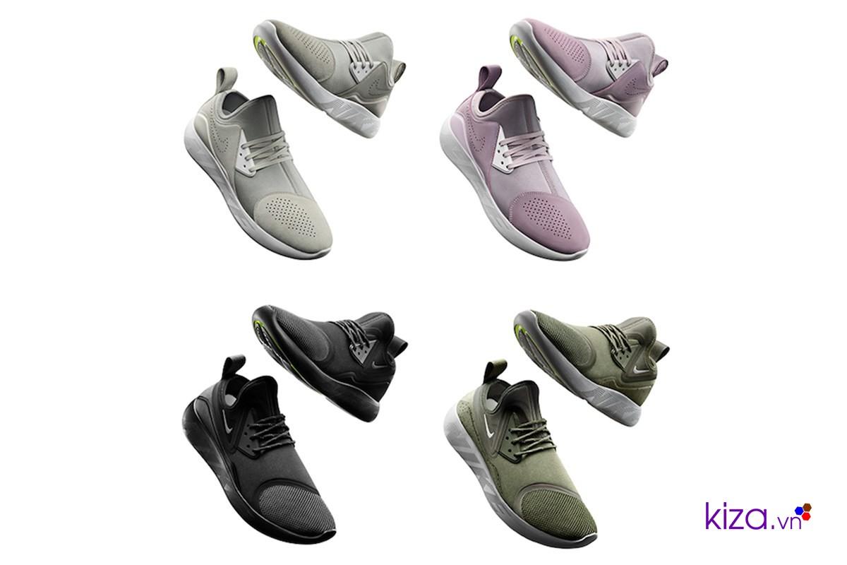 Giày thể thao Nike màu sắc đẹp, thiết kế nhẹ nhàng khiến các bạn nữ mê đắm