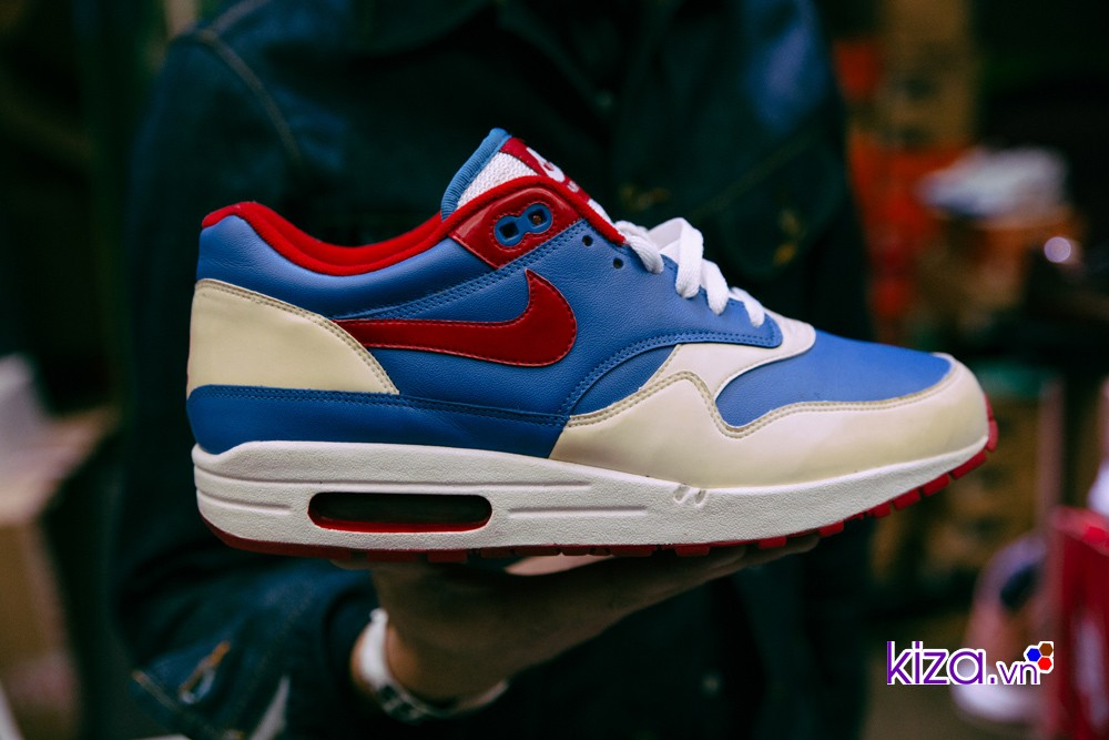 Đứng đầu những đôi giày hiếm nhất trong giới hip hop