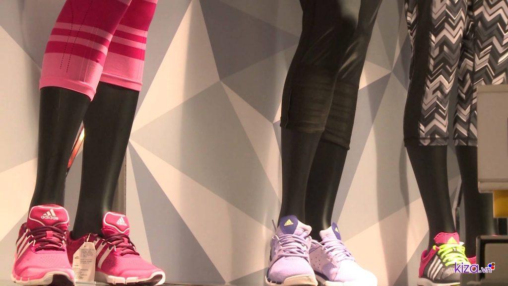 Hãy chọn một đôi giày Adidas tập gym vừa mắt và vừa chân nhé