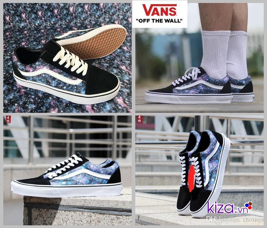Mua giày vans hiệu giá rẻ