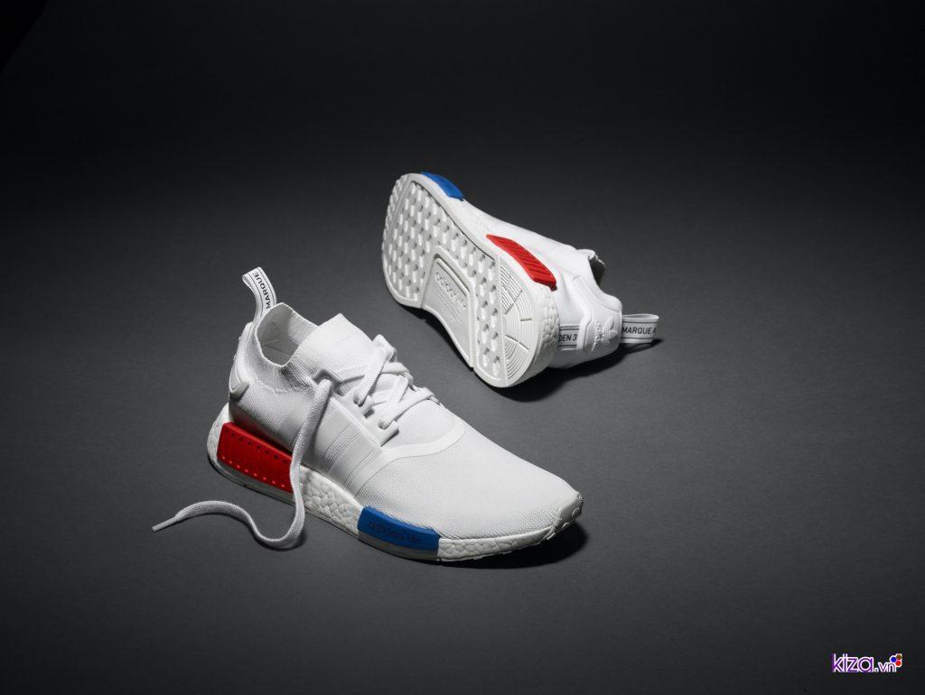 Hai ngày đầu ra mắt Adidas NMD đã được tiêu thụ với số lượng khủng trên hàng chục quốc gia