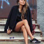 Là con gái nhất định phải có một đôi giày Adidas nữ màu đen