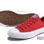 Vì sao nên có một đôi giày Converse Chuck Taylor đỏ?