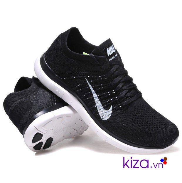 Giày Nike chạy bộ được loại bỏ hết những chi tiết không cần thiết trên thân giày để trọng lượng giày được nhẹ nhất