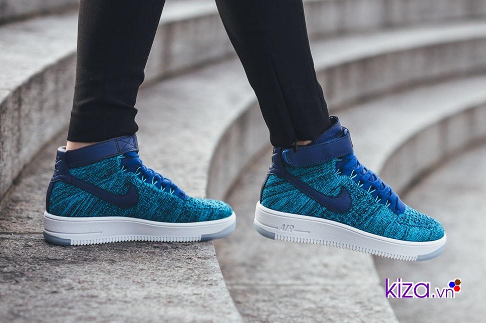 Mặc dù thiết kế nhỏ gọn nhưng giày Nike chạy bộ vẫn đảm bảo được chất lượng
