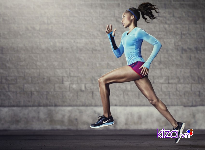 Giày Nike chạy bộ phát huy tốt nhất khi được sử dụng đúng với mục đích của nó