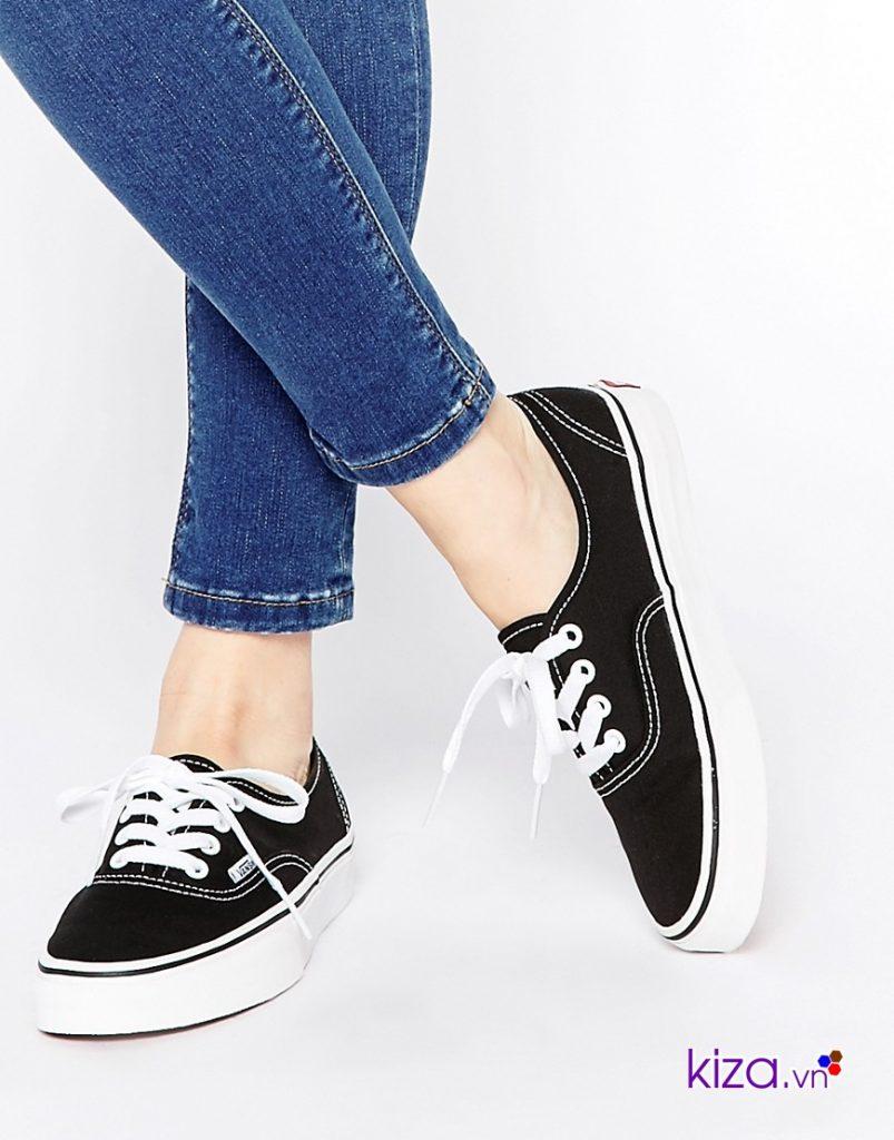Giày Vans mang lại vẻ thanh tân, nhẹ nhàng cho người dùng