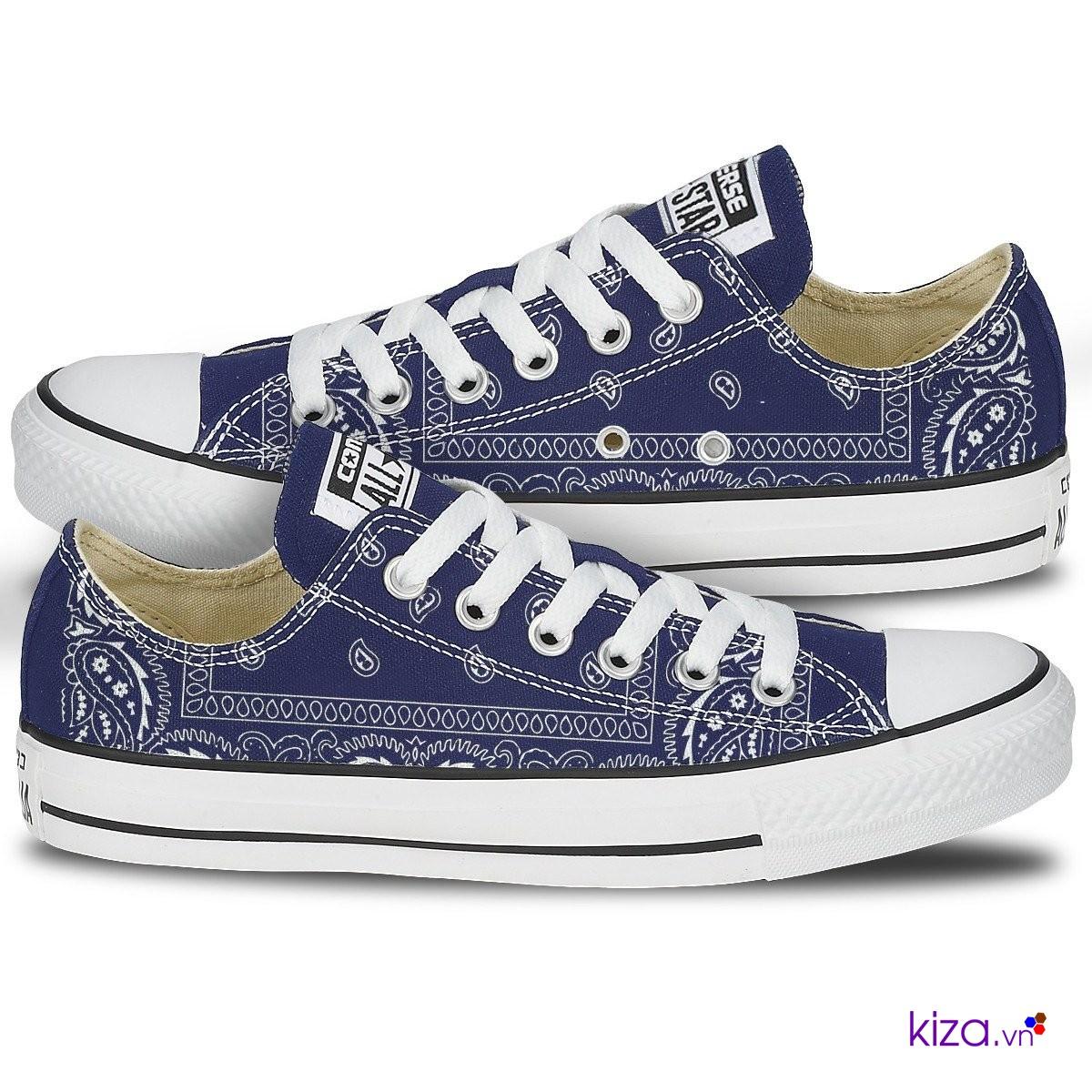 Khả năng phối đồ tuyệt vời của những đôi giày converse sành điệu